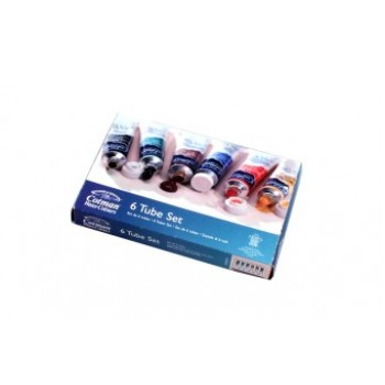 Winsor & Newton Cotman Water Color Set 6pcs X 8ml